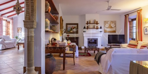 CHARMING RURAL ESTATE WITH STABLES AND FARM BUILDINGS-ARCHIDONA