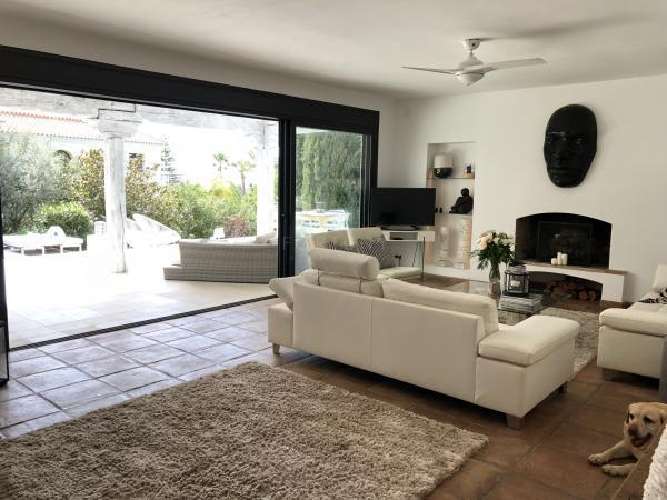 Raw Interiors Marbella : Precious furnished villa marbella