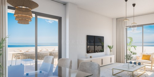 APARTMENT-NEWLY BUILT-ALGARROBO COSTA