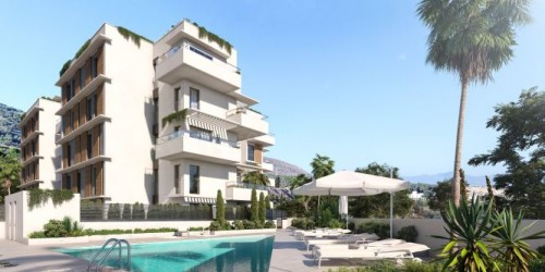 NEWLY BUILT-TWO BEDROOMS-TORREMOLINOS