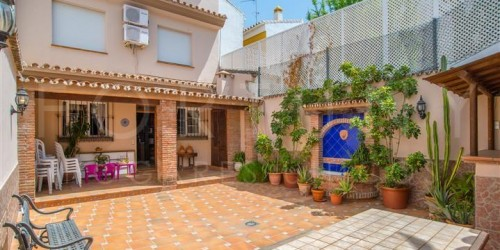 SEMI-DETACHED HOUSE - MARBELLA OLD TOWN
