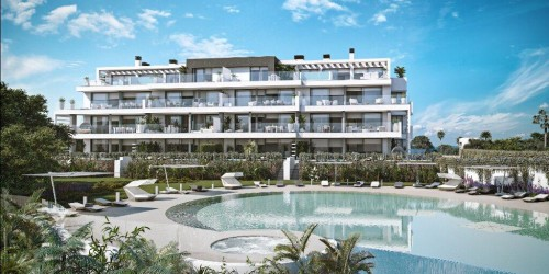 2 BEDROOM NEW BUILD APARTMENT - BENALMÁDENA