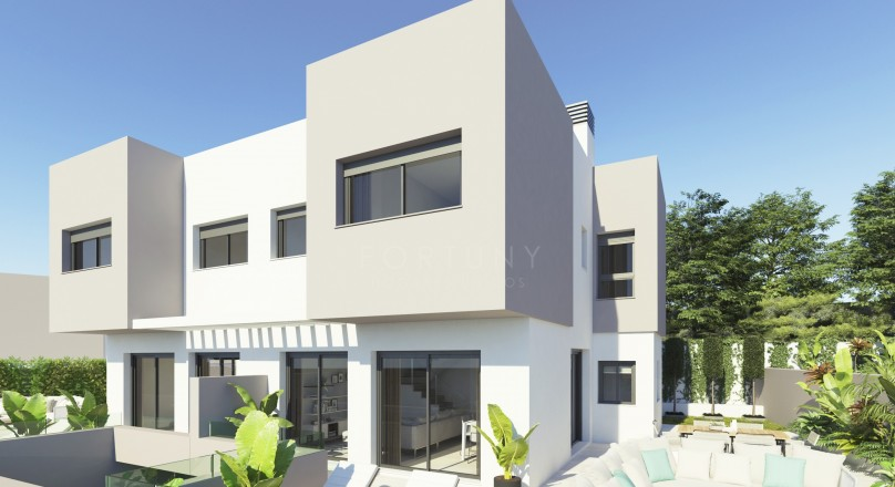 TERRACED HOUSE HOUSE HOUSE-TORRE DEL MAR