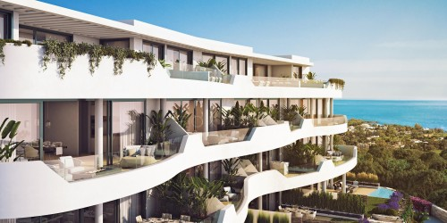 2 BEDROOM NEW BUILD PENTHOUSE - BENALMÁDENA