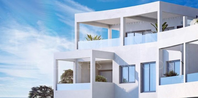 2 BEDROOM NEW BUILD PENTHOUSE - CALETA DE VÉLEZ